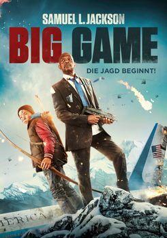Big Game - Die Jagd beginnt - Big Game - Die Jagd beginnt - Artwork - Bildque...