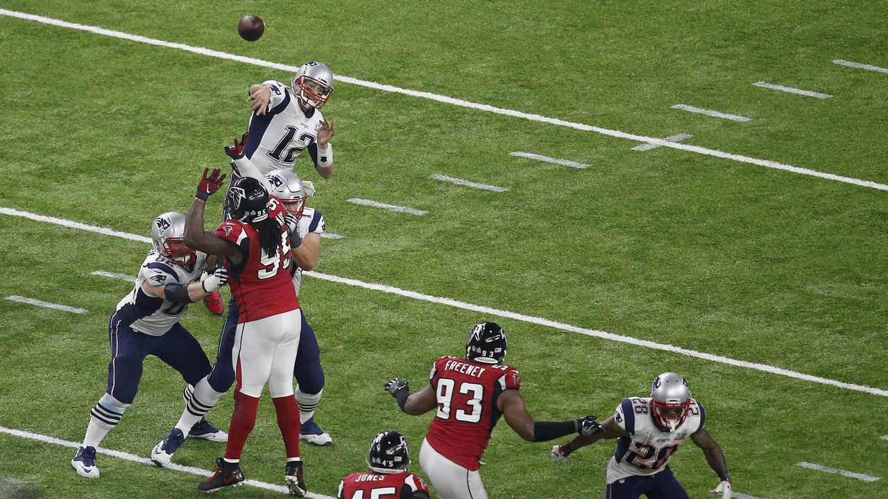Super Bowl 2017: New England Patriots (34:28 in der Overtime gegen die Atlanta Falcons) - Bildquelle: imago/ZUMA Press