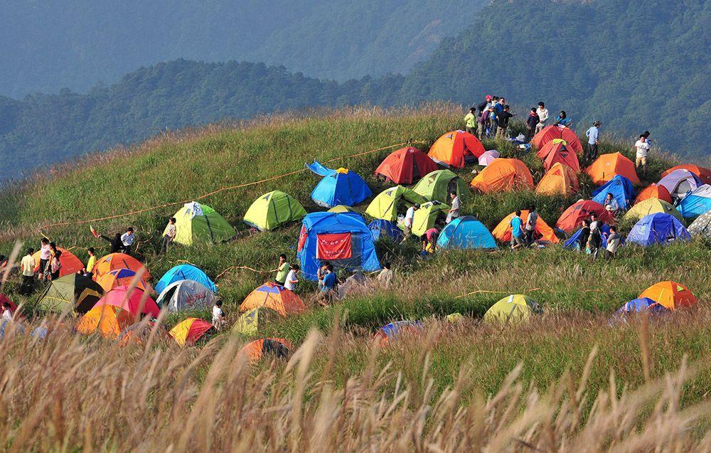 Camping China - Bildquelle: Reuters