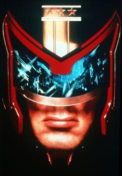 Judge Dredd - Die Erde der Zukunft ist verwüstet, die Menschheit lebt in Mega...