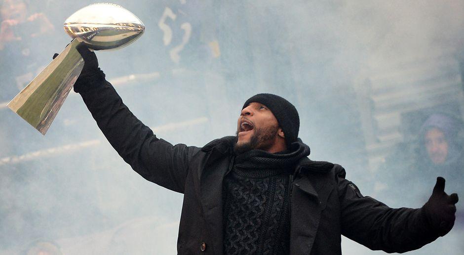 Saison 2012: Baltimore Ravens - Bildquelle: 2013 Getty Images
