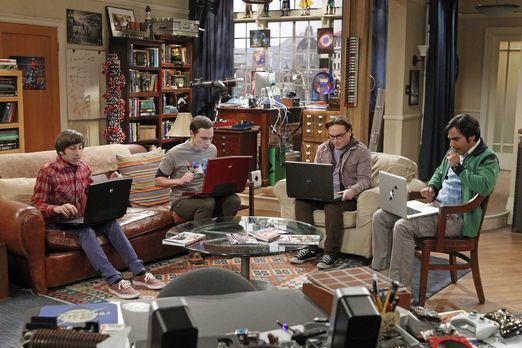The Big Bang Theory - Können nicht fassen, dass sie keine Tickets für die Com...
