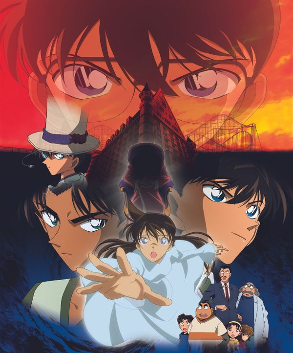 Detektiv Conan: Das Requiem der Detektive - Artwork - Bildquelle: 2006 GOSHO AOYAMA / SHOGAKUKAN-YTV-NTV-ShoPro-TOHO-TMS All Rights Reserved.