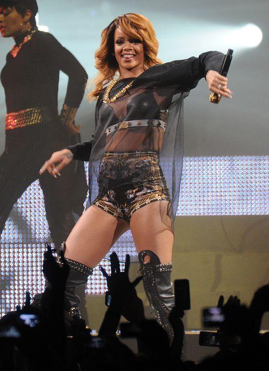 Rihanna - Bildquelle: +++(c) dpa - Bildfunk+++Verwendung nur in Deutschland