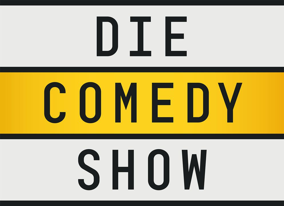 Die Comedy Show - Logo - Bildquelle: ProSieben