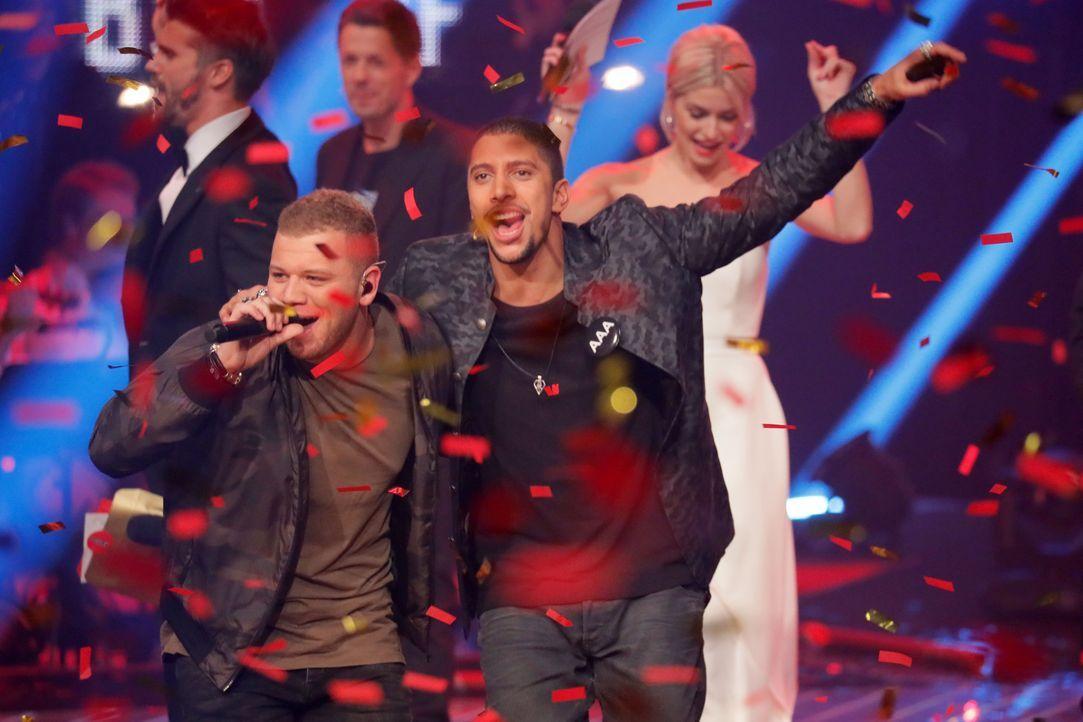 TVOG_Finale__36I0346Siegerfoto - Bildquelle: ProSieben/SAT.1/Richard Hübner