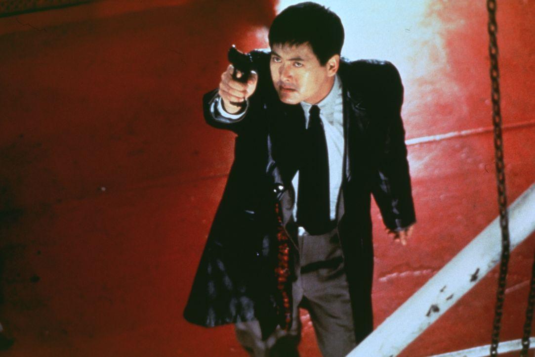 Eines Tages bekommt der chinesische Cop Nick Chen (Yun Fat Chow) einen jungen Kollegen zur Seite gestellt. Schon bald versuchen die beiden, sich geg... - Bildquelle: Kinowelt Filmverleih GmbH