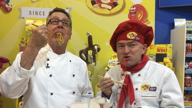 Abenteuer Leben - Abenteuer Leben - Montag: Die Größte Süßwarenmesse Der Welt