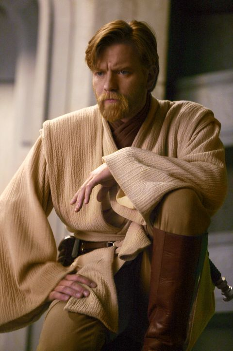 Macht sich große Sorgen um seinen Schüler Anakin, den es immer mehr auf die dunkle Seite der Macht zu ziehen scheint: Obi-Wan Kenobi (Ewan McGrego... - Bildquelle: Lucasfilm Ltd. & TM. All Rights Reserved. Photo by Ralph Nelson Jr.