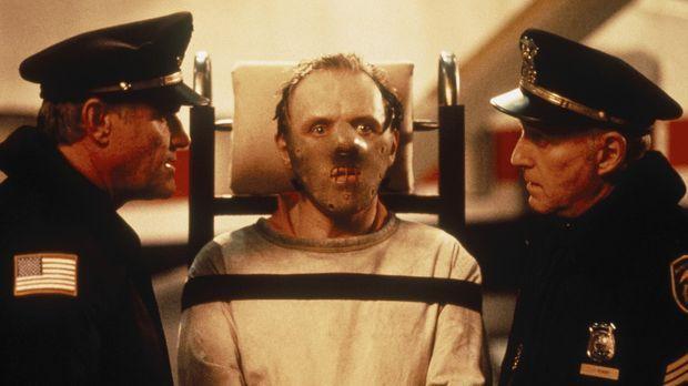 Dr. Hannibal Lecter (Anthony Hopkins) sitzt seit Jahren im Hochsicherheitstra...