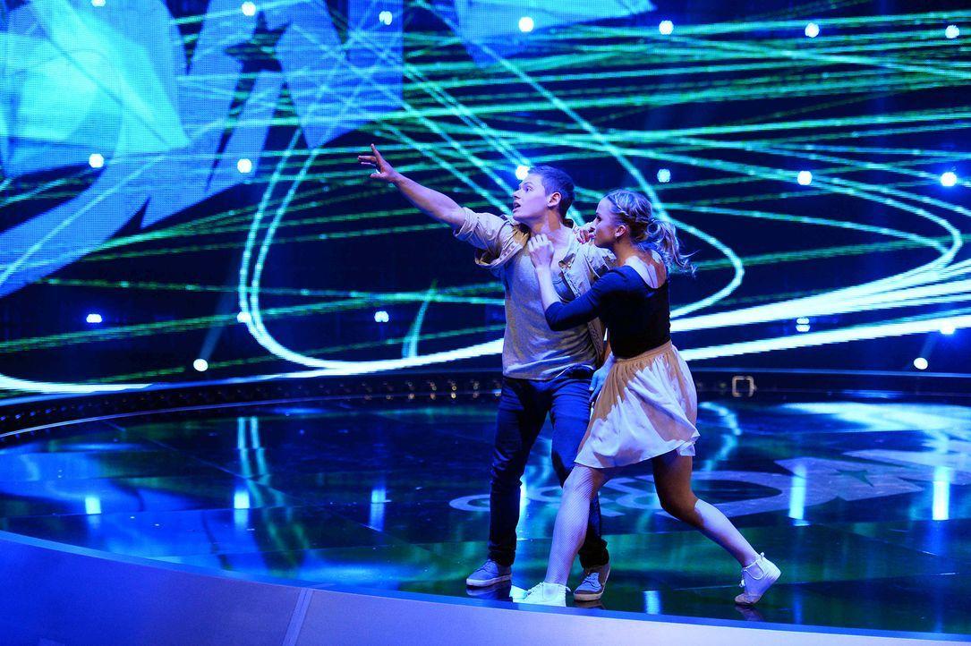 Got-To-Dance-2Levitate-02-SAT1-ProSieben-Willi-Weber - Bildquelle: SAT.1/ProSieben/Willi Weber