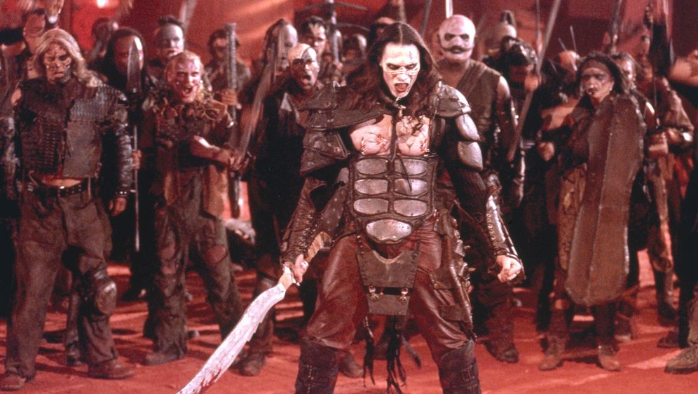 John Carpenter's Ghosts of Mars - Bildquelle: 2003 Sony Pictures Television International. All Rights Reserved.