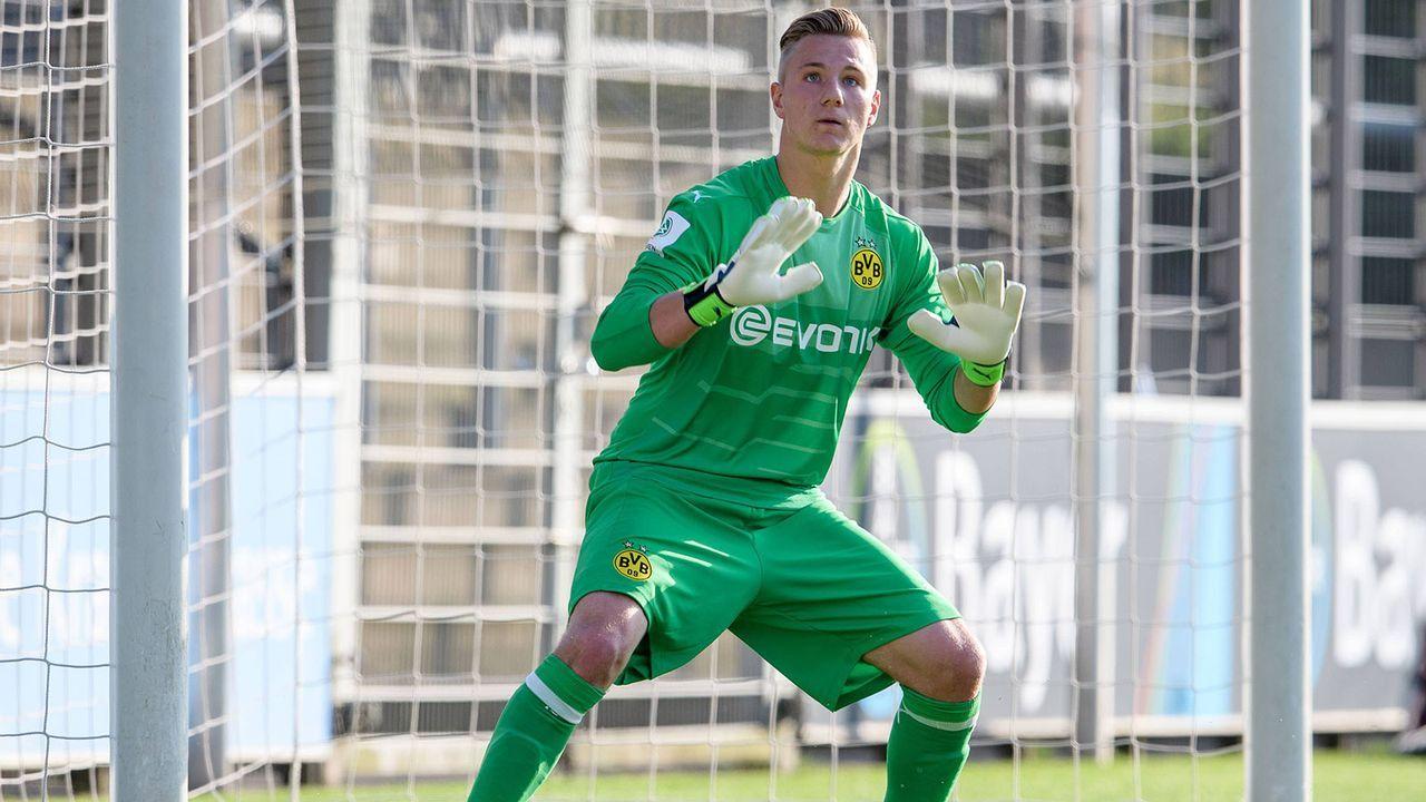 Luca Unbehaun (Borussia Dortmund) - Bildquelle: imago/Jörg Schüler