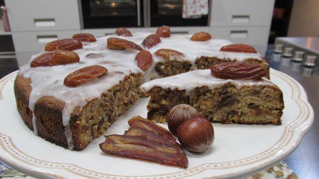 Tunesische datteltorte das rezept aus enie backt for Datteln deko