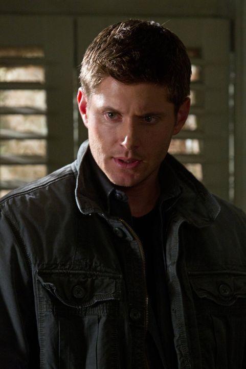 Macht sich Sorgen um seinen Bruder Sam, der immer mehr Schwierigkeiten hat, festzustellen, was real und was Halluzination ist: Dean (Jensen Ackles)... - Bildquelle: Warner Bros. Television