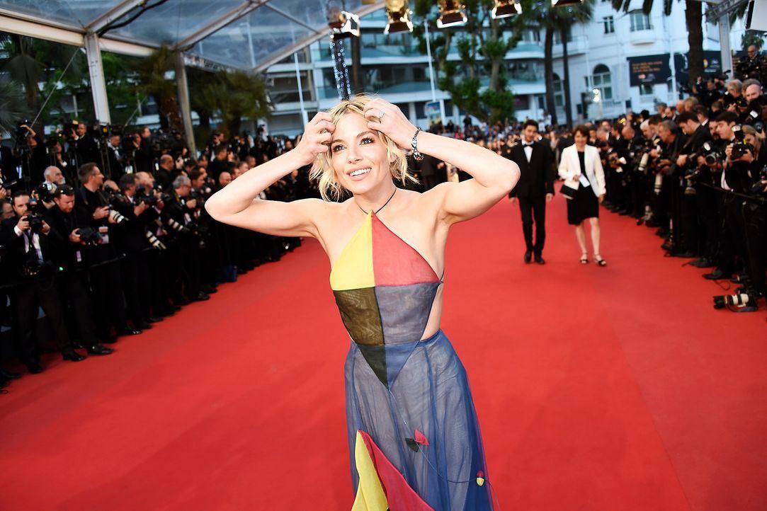 Cannes-Film-Festival-Sienna-Miller-150516-AFP - Bildquelle: AFP