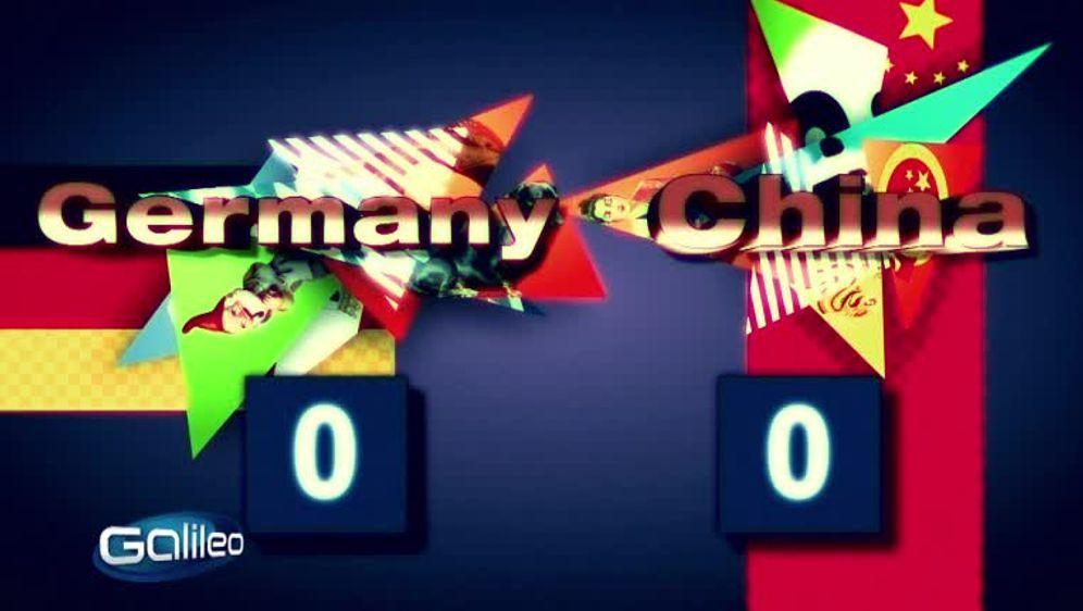 Germany meets China