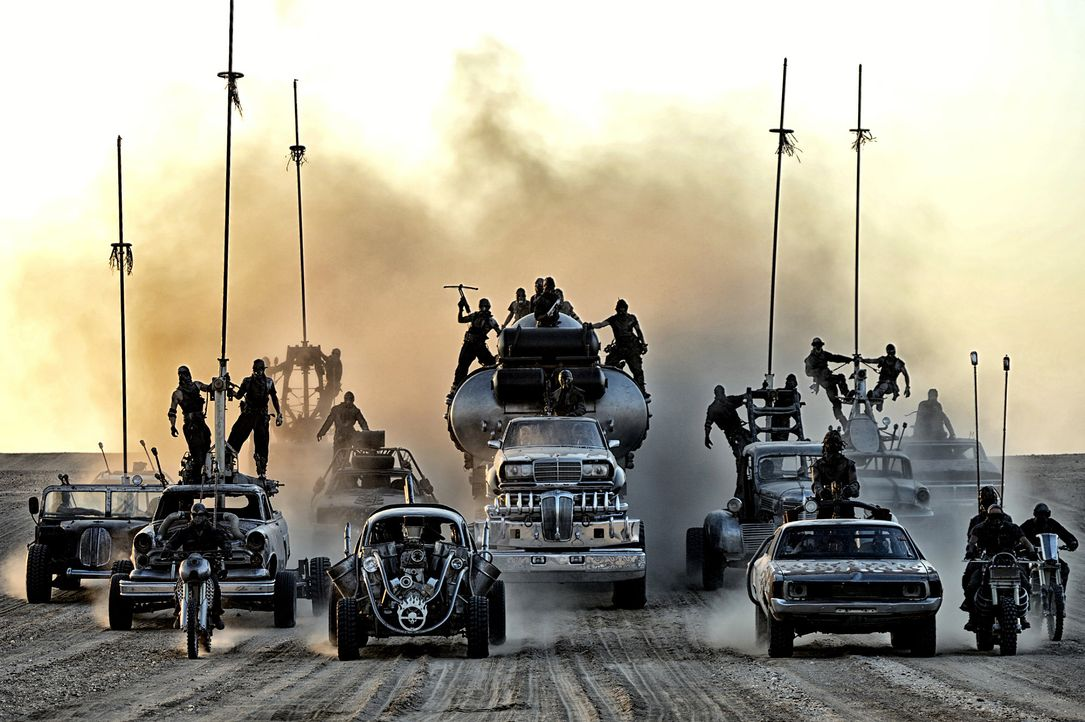 Mad-Max-Fury-Road-11-Warner - Bildquelle: Warner Bros. Ent. Inc./Village Roadshow Films (BVI) Ltd