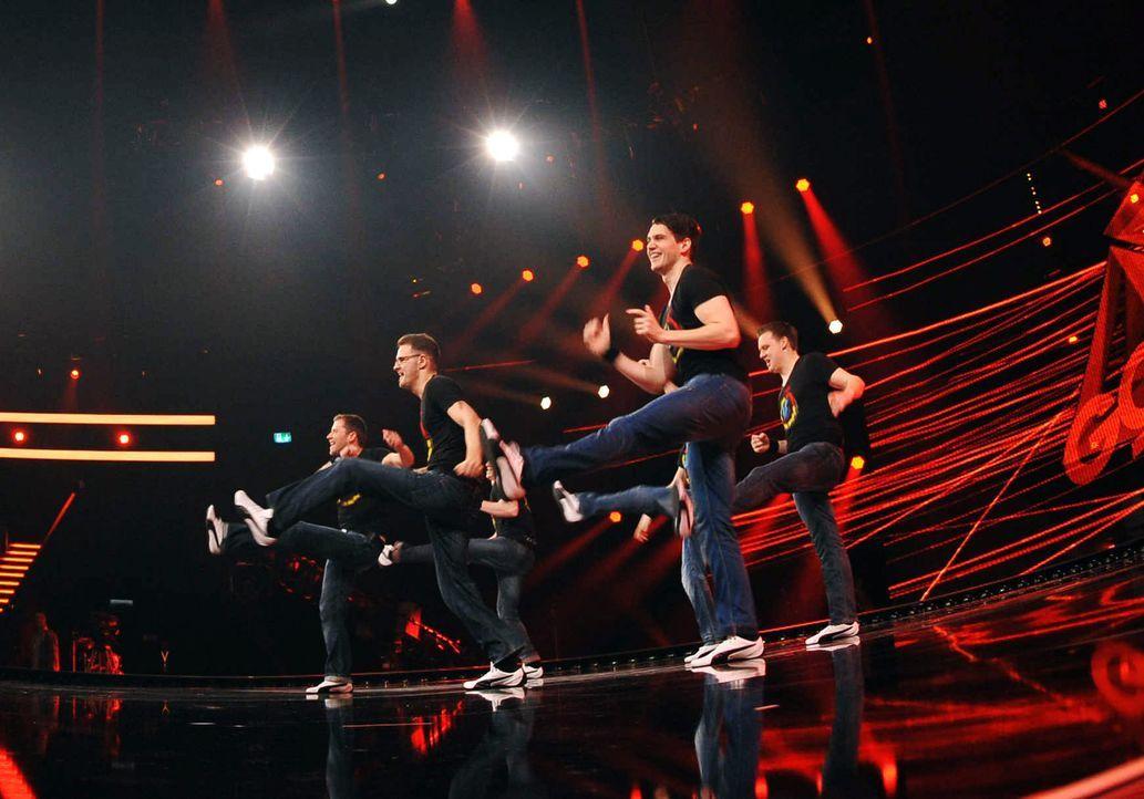 Got-To-Dance-Jump-Jump-02-SAT1-ProSieben-Willi-Weber - Bildquelle: SAT.1/ProSieben/Willi Weber