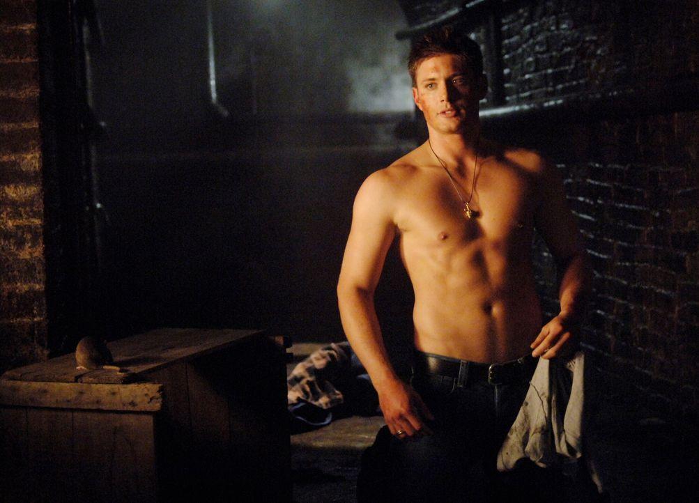 Der Formwandler hat die Gestalt von Dean (Jensen Ackles) angenommen ... - Bildquelle: Warner Bros. Television