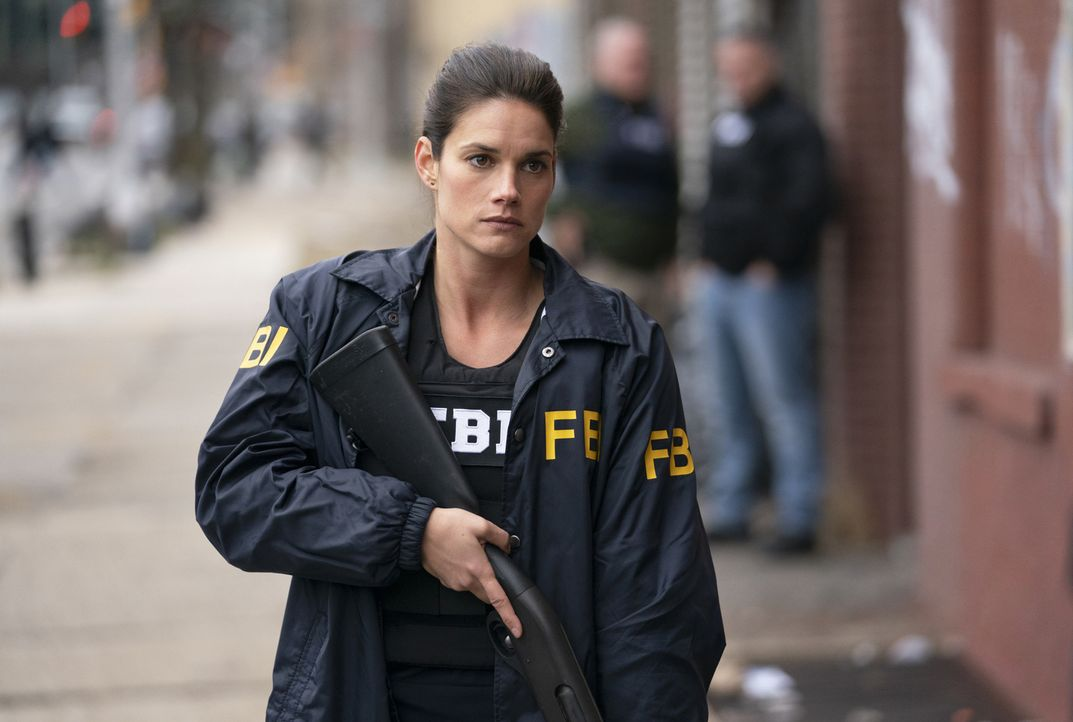 Maggie Bell (Missy Peregrym) - Bildquelle: Michael Parmelee 2018 CBS Broadcasting, Inc. All Rights Reserved/ Michael Parmelee