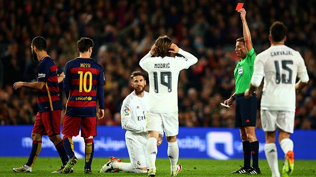Sergio Ramos - Bildquelle: 2016 Getty Images