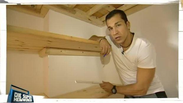 hochbett aus holz selber bauen so geht 39 s. Black Bedroom Furniture Sets. Home Design Ideas