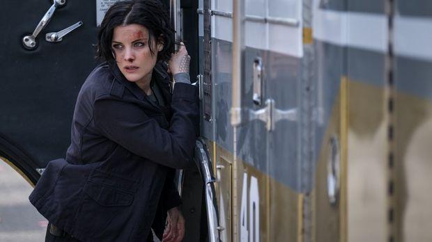 Schwebt in Lebensgefahr: Jane (Jaimie Alexander) ist sich nicht sicher, ob si...