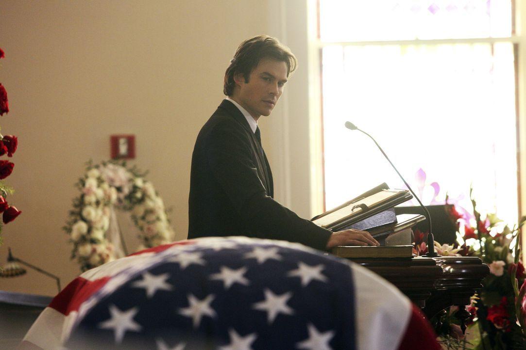 In Damon kommen schmerzhafte Erinnerungen hoch - Bildquelle: Warner Bros. Entertainment Inc.
