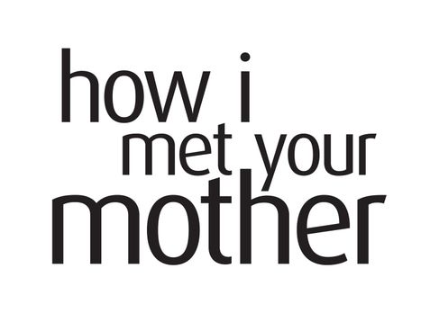 How I Met Your Mother - how i met your mother - Logo ... - Bildquelle: 20th C...