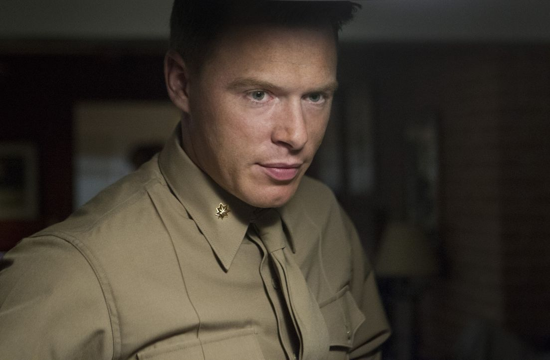 Gerät ins Visier der CIA, da er im Fall Tom Walker einfach nicht lockerlassen will: Mike Faber (Diego Klattenhoff) ... - Bildquelle: 20th Century Fox International Television
