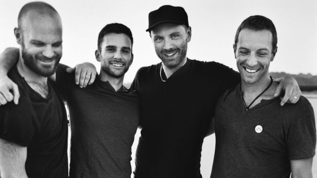 Coldplay 2014