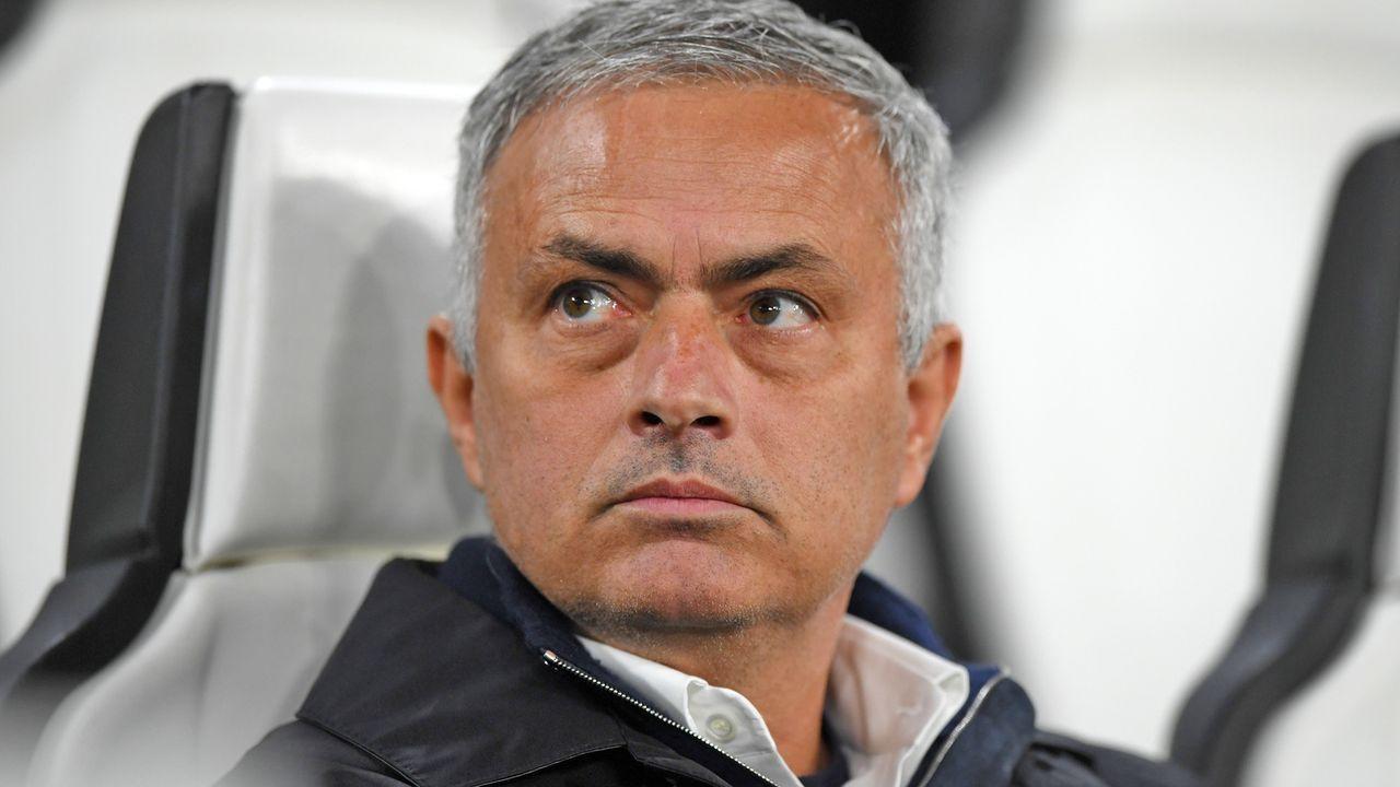Jose Mourinho (vereinslos) - Bildquelle: 2018 Getty Images