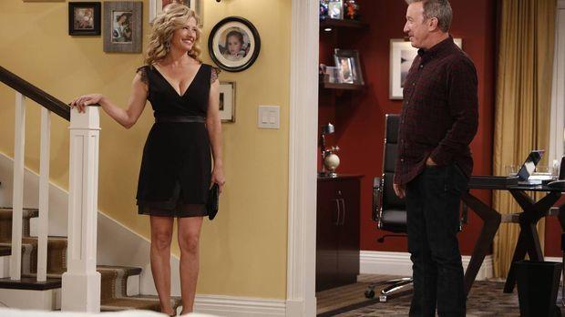 Neue Probleme stehen ins Haus: Mike (Tim Allen, r.) und Vanessa (Nancy Travis...