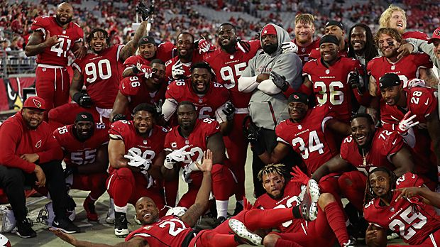 Arizona Cardinals - Bildquelle: 2017 Getty Images