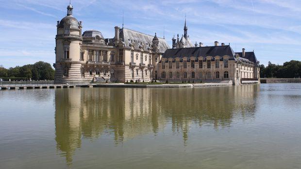 Aus einem entlegenen französischen Chateau wird ein extrem wertvoller Diamant...