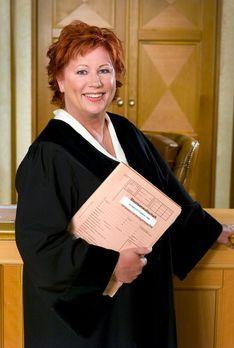 Richterin Barbara Salesch - Richterin Barbara Salesch - Bildquelle: Stefan Me...