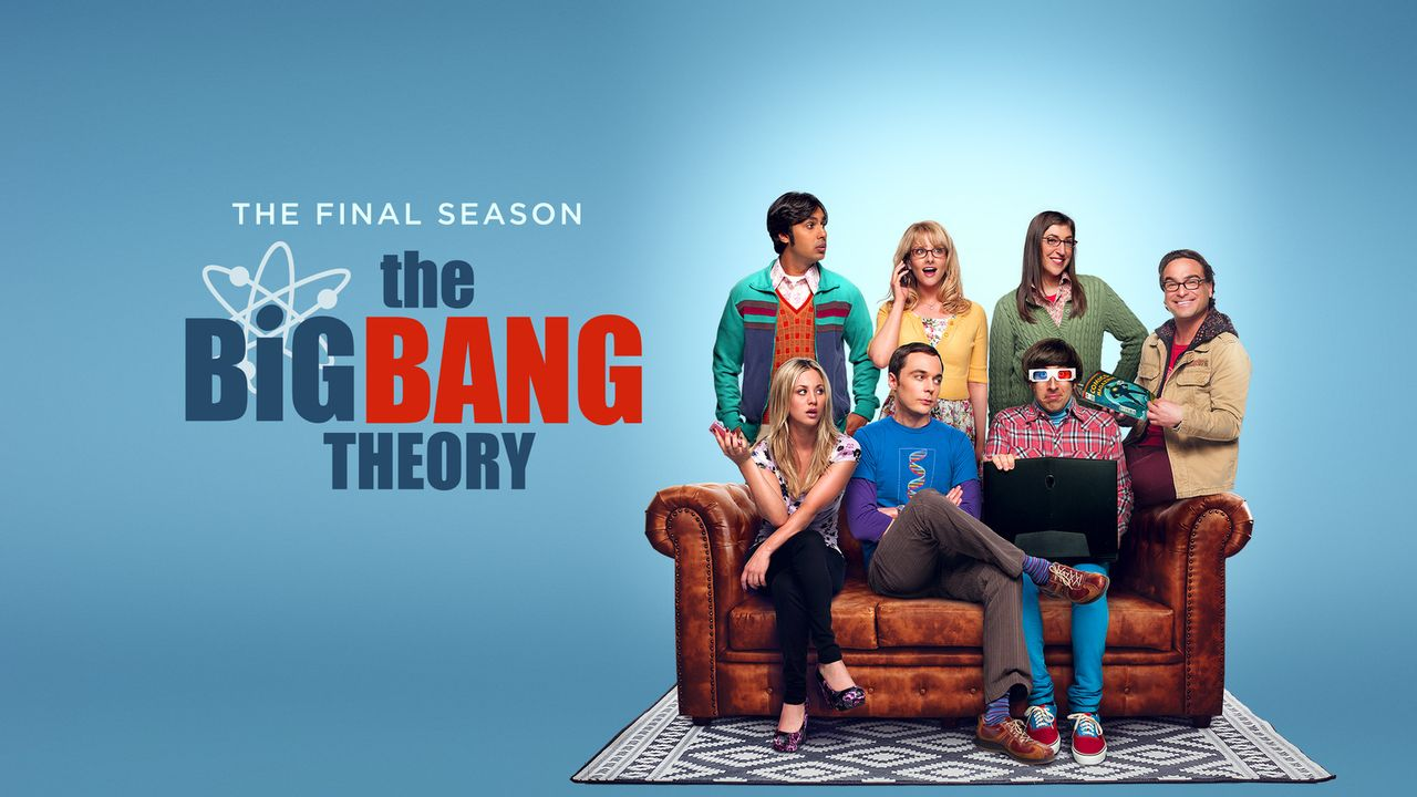 (12. Staffel) - The Big Bang Theory - Artwork - Bildquelle: Warner Bros. Television