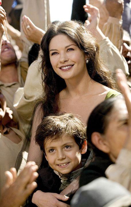 Alejandro de la Vega, der einst unter dem Namen Zorro als Rächer für die Gerechtigkeit bekannt war, führt ein harmonisches Leben mit Ehefrau Elen... - Bildquelle: Sony Pictures Television International. All Rights Reserved.