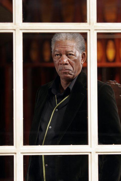 Seit vielen Jahren hat Der Boss (Morgan Freeman) einen richtigen, hassenswerten Erzfeind: Der Rabbi! Da ergibt sich für ihn eine einmalige Chance,... - Bildquelle: Metro-Goldwyn-Mayer (MGM)