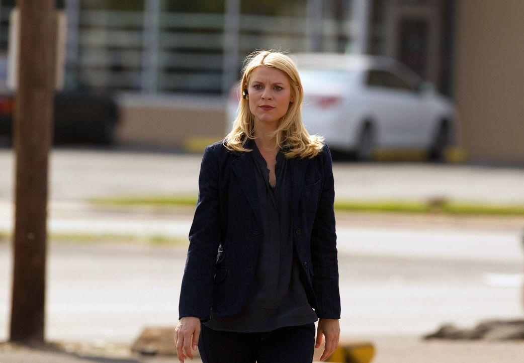 Glaubt, dass Brody tot ist: Carrie (Claire Danes) ... - Bildquelle: 20th Century Fox International Television
