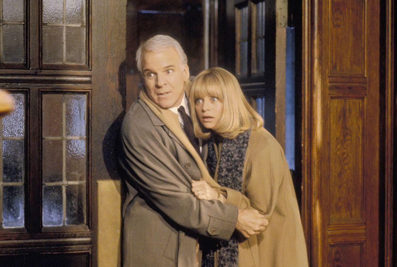Ihr Ausflug steht unter keinem guten Stern: Henry (Steve Martin, l.) und Nancy Clark (Goldie Hawn, r.) ...