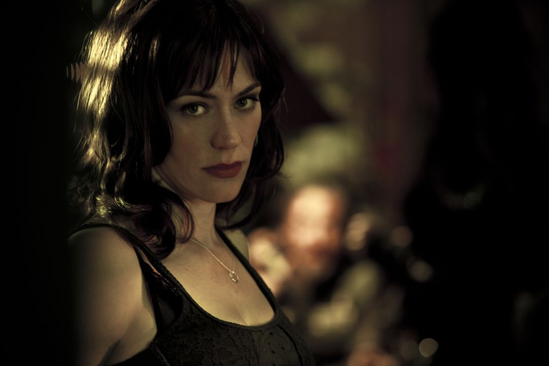(4. Staffel) - Welche Ziele verfolgt Tara (Maggie Siff)? - Bildquelle: 2011 Twentieth Century Fox Film Corporation and Bluebush Productions, LLC. All rights reserved.