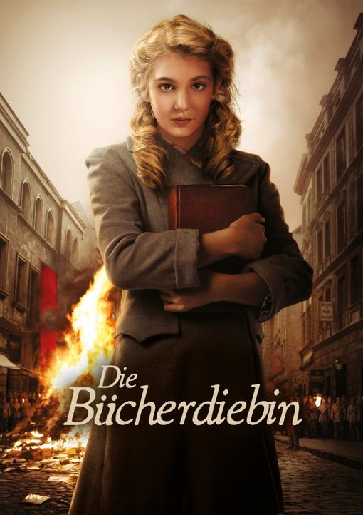 Die Bücherdiebin - Artwork - Bildquelle: 2013 Twentieth Century Fox Film Corporation.  All rights reserved.