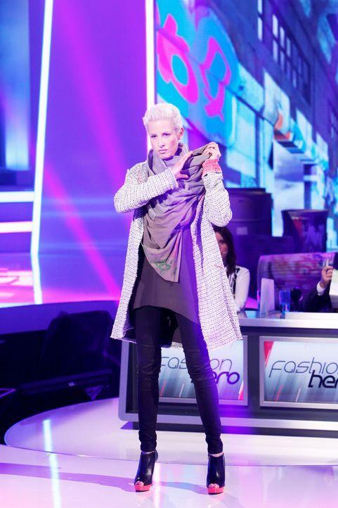 Fashion-Hero-Epi01-Show-38-ProSieben-Richard-Huebner - Bildquelle: ProSieben / Richard Huebner