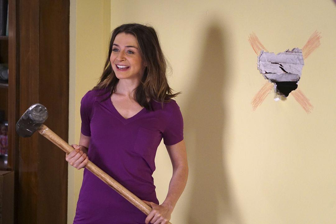 Zwischen Meredith und Amelia (Caterina Scorsone) kommt es immer wieder zum Streit ... - Bildquelle: Richard Cartwright ABC Studios