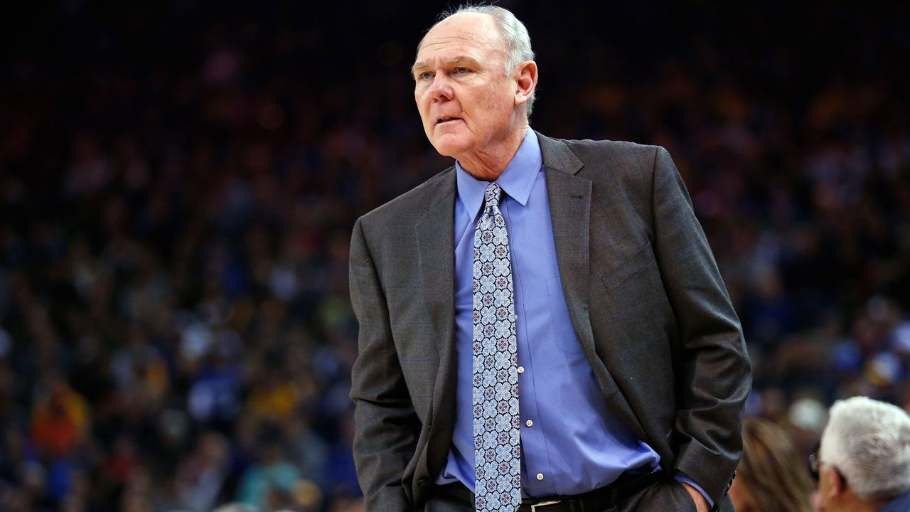 Platz 6 - George Karl - Bildquelle: 2015 Getty Images