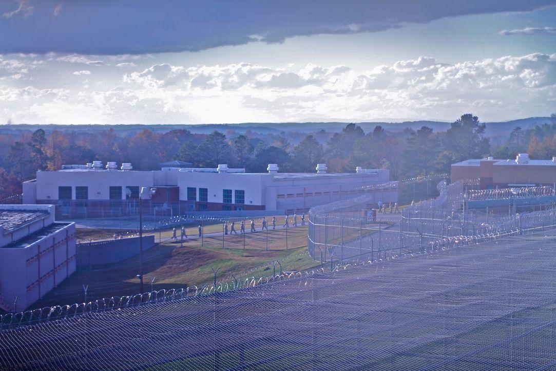 Das Arrendale State Gefängnis beherbergt ganz unterschiedliche weibliche Straftäter - von Diebinnen bis hin zu Mörderinnen ... - Bildquelle: Peter Hutchens part2pictures
