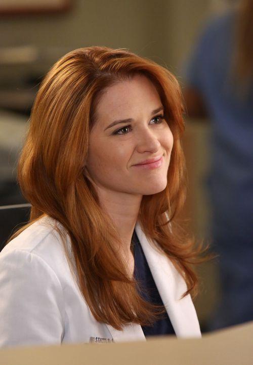 Während es Jackson offensichtlich prächtig geht mit der Entscheidung, dass er und April (Sarah Drew) nicht mehr als nur Freunde sind, muss April d... - Bildquelle: ABC Studios