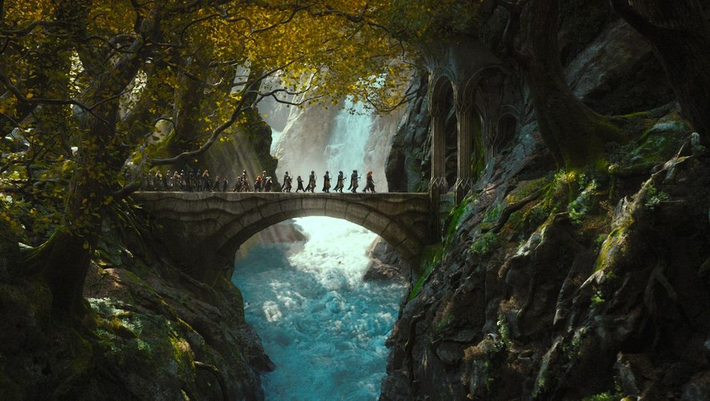 Der Hobbit: Smaugs Einöde - Bildquelle: 2013 METRO-GOLDWYN-MAYER PICTURES INC. and WARNER BROS. ENTERTAINMENT INC.